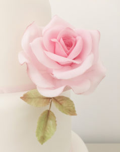 Rose Sugar Flower