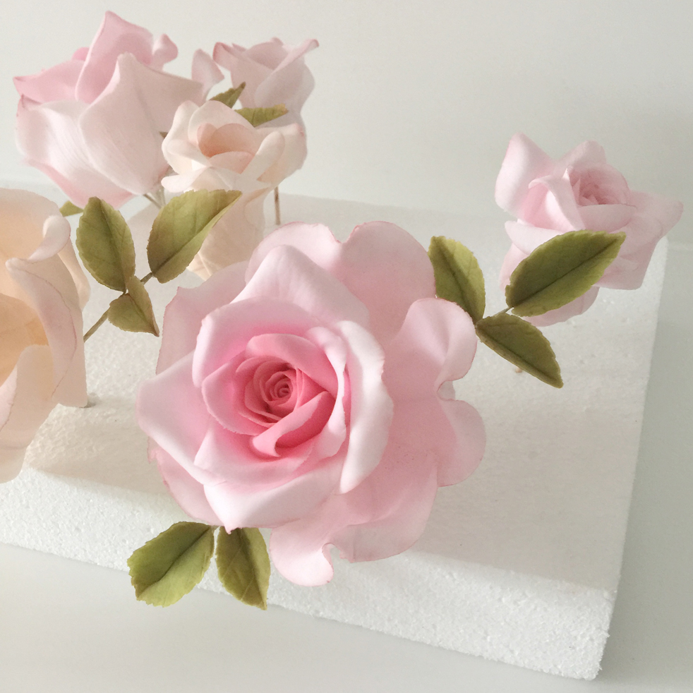 Stunning Sugar Flowers