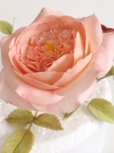 Sugar Flowers For Your Wedding Cake